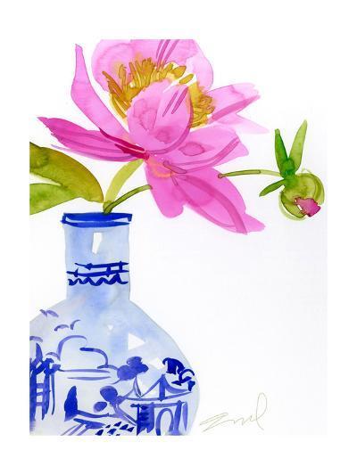 Watercolor Vase--Photo