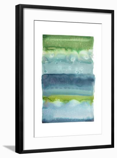 Watercolor Wash 2-Natasha Marie-Framed Premium Giclee Print