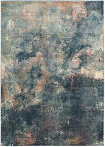 "Watercolors Area Rug - Sunrise 5'3"" x 7'6"""
