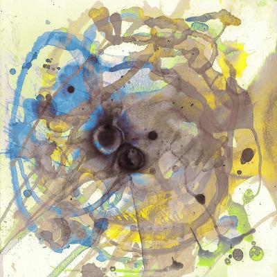 Watercolour Abstract I-Anna Polanski-Art Print