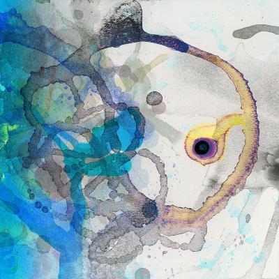Watercolour Abstract II-Anna Polanski-Art Print