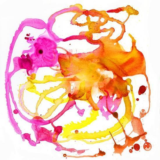 Watercolour Abstract IV-Anna Polanski-Art Print