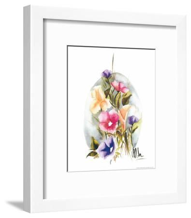 Watercolour Flower I-Urpina-Framed Art Print