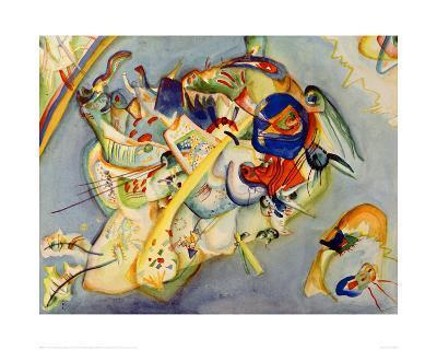Watercolour No. 6, 1916-Wassily Kandinsky-Giclee Print
