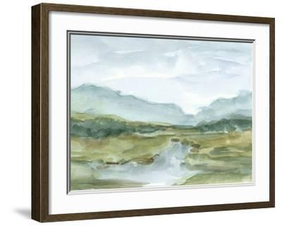 Watercolour Sketchbook IV-Ethan Harper-Framed Art Print