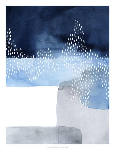 Waterfall Abstract I-Grace Popp-Art Print