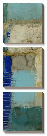 Waterfall I-Jennifer Goldberger-Canvas Art Set