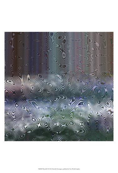 Waterfall I-Danielle Harrington-Art Print