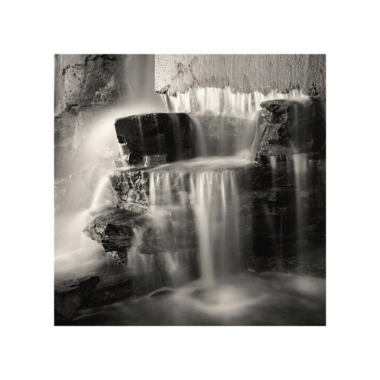 Waterfall, Study no. 1-Andrew Ren-Giclee Print