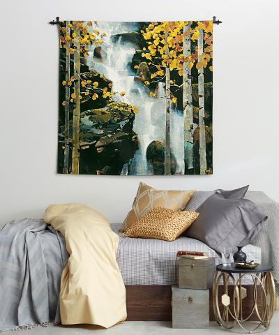 Waterfall-Michael O'Toole-Wall Tapestry