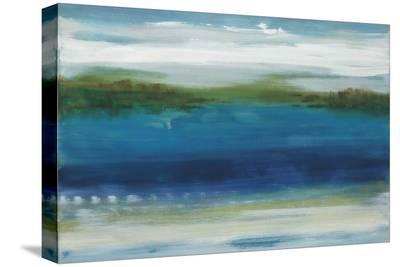 Waterfall-Rita Vindedzis-Stretched Canvas Print