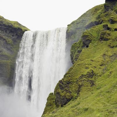 Waterfall-Neil C^ Robinson-Photographic Print
