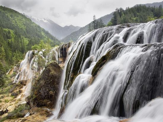 Waterfalls-Frank Lukasseck-Photographic Print