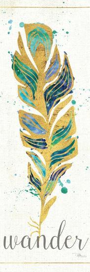 Waterfeathers II-Jess Aiken-Art Print