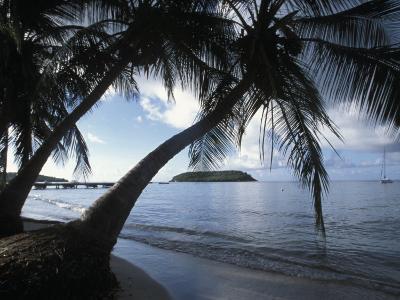 Waterfront at Esperanza on Vieques Island, Puerto Rico-Scott Warren-Photographic Print