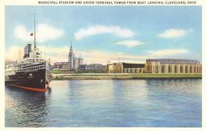 Waterfront, Cleveland, Ohio