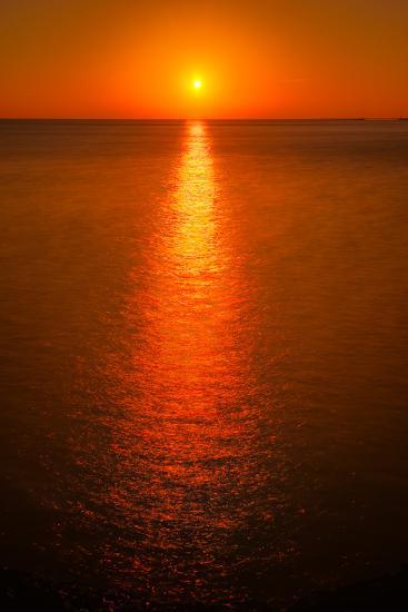 Waterfront Sunrise-Steve Gadomski-Photographic Print