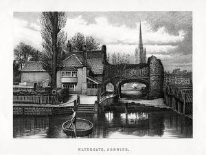 Watergate, Norwich, 1896