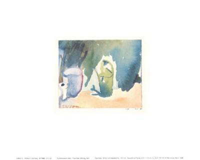 Watering Can and Bucket, c.1910-Paul Klee-Art Print