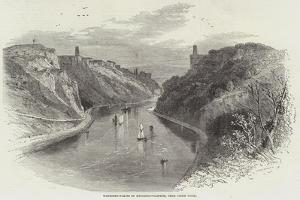 Watering-Places of England, Clifton, from the Leigh Wood