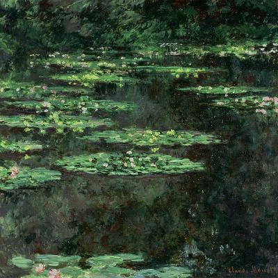 Waterlilies, 1904-Claude Monet-Giclee Print