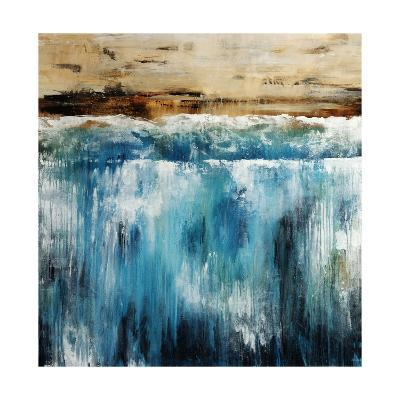 Waterline by the Coast-Sydney Edmunds-Giclee Print