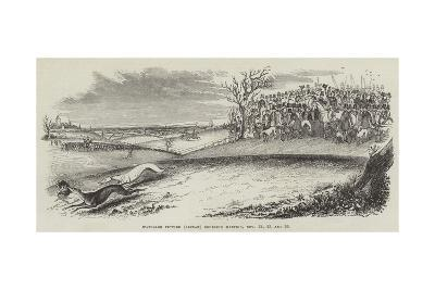 Waterloo Picture (Altcar) Coursing Meeting, 24, 25 and 26 November--Giclee Print