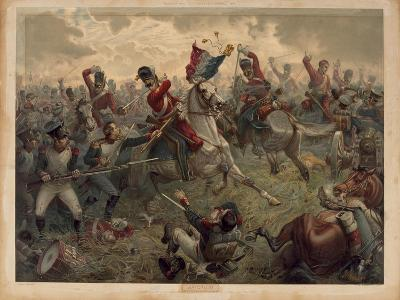 Waterloo, Presented with 'Old England's Annual', 1898--Giclee Print