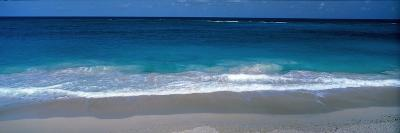 Waters Edge Barbados Caribbean--Photographic Print