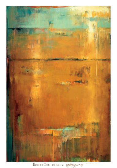 Waterscape #49-Robert Striffolino-Art Print