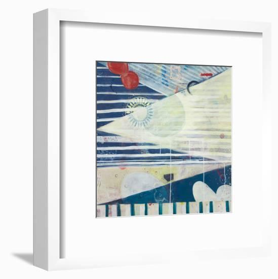 Waterscape-Karen Lehrer-Framed Art Print