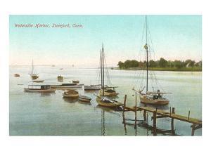 Waterside Harbor, Stamford, Connecticut