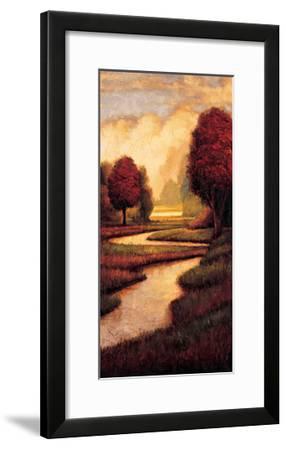 Waterside II-Gregory Williams-Framed Giclee Print