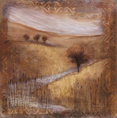Waterside II-Rosemary Abrahams-Art Print