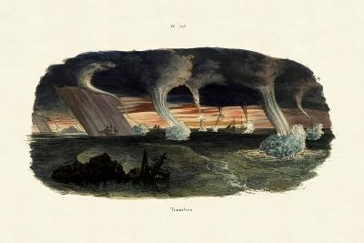 Waterspouts, 1833-39--Giclee Print
