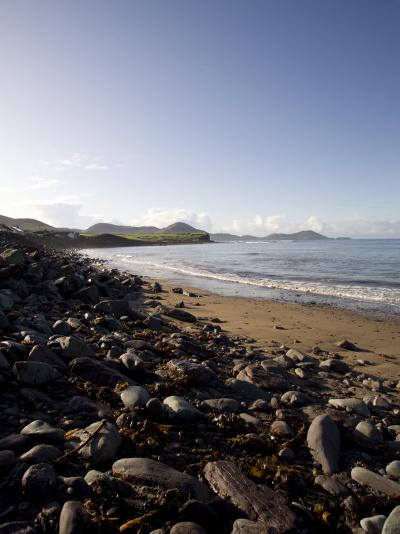 Waterville Sea Front, Waterville, County Kerry, Munster, Republic of Ireland, Europe-Oliviero Olivieri-Photographic Print