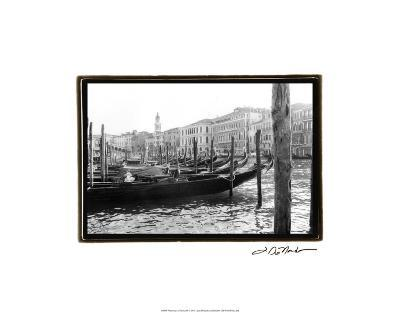 Waterways of Venice IX-Laura Denardo-Premium Giclee Print