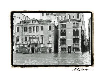 Waterways of Venice XVI-Laura Denardo-Photographic Print