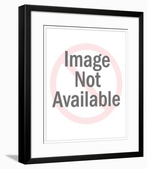 Watery Pattern-Angela Cameron-Framed Photographic Print