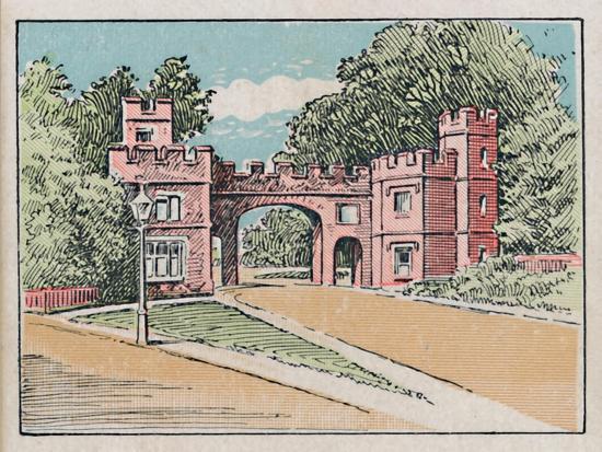 'Watford', c1910-Unknown-Giclee Print
