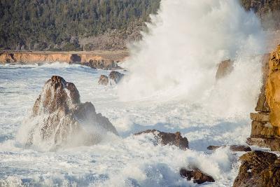 Wave Crash, Sonoma Coast, California State Parks, Coast Life-Vincent James-Photographic Print