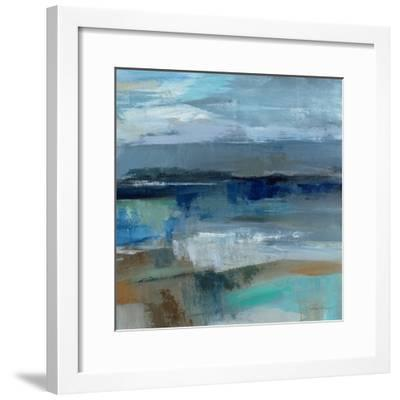 Wave Crop II-Silvia Vassileva-Framed Art Print