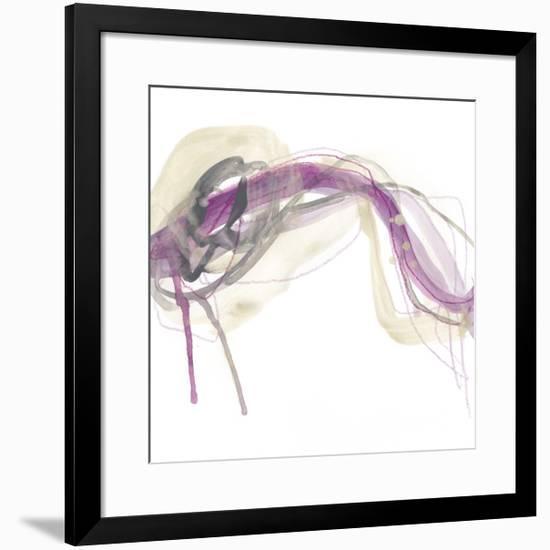 Wave Equation I-June Vess-Framed Premium Giclee Print