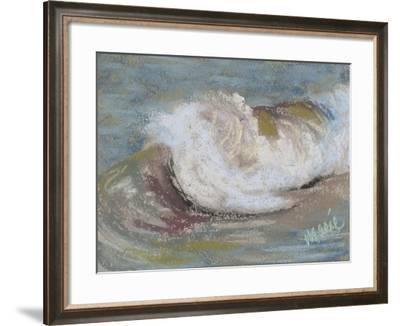 Wave Portrait No. 21-Marie Marfia Fine Art-Framed Giclee Print