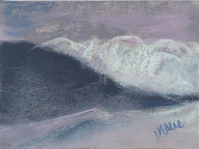 Wave Portrait No. 57-Marie Marfia Fine Art-Giclee Print