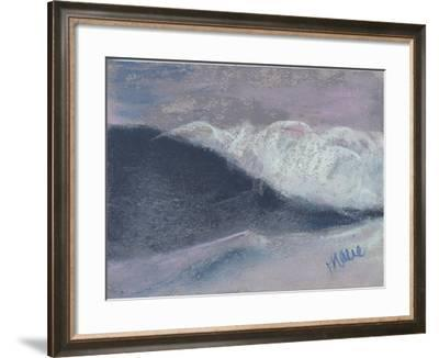 Wave Portrait No. 57-Marie Marfia Fine Art-Framed Giclee Print