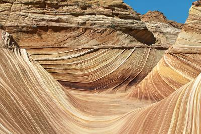 Wave Walls-Larry Malvin-Photographic Print