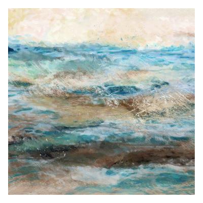 Wave-Cynthia Alvarez-Art Print