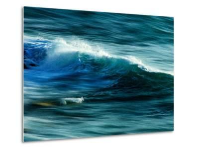 Wave-Josh Adamski-Metal Print