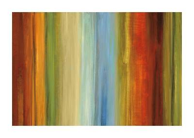 Wavelength II-Max Hansen-Giclee Print